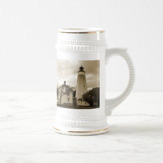 サンディのホックの灯台 ビールジョッキ