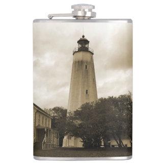 サンディのホックの灯台 フラスク