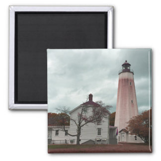 サンディのホックの灯台 マグネット
