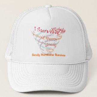 サンディの嵐の渦巻の帽子 キャップ