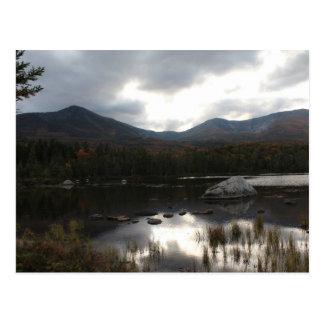サンディの流れの池のバックスターの州立公園 ポストカード