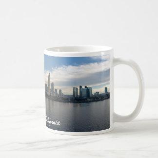 サンディエゴのマグのパノラマ式 コーヒーマグカップ