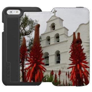 サンディエゴの代表団 INCIPIO WATSON™ iPhone 6 ウォレットケース