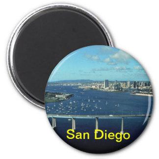 サンディエゴの冷蔵庫用マグネット マグネット