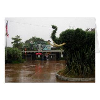 サンディエゴの動物園 カード