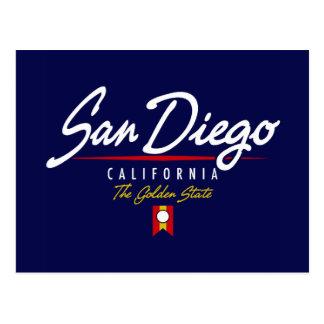 サンディエゴの原稿 ポストカード