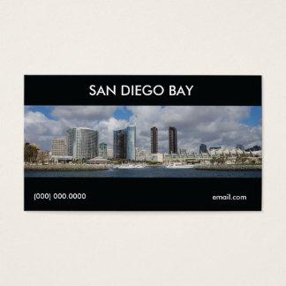 サンディエゴの名刺のテンプレート 名刺