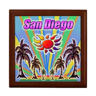 サンディエゴの夏愛ギフト用の箱 ギフトボックス