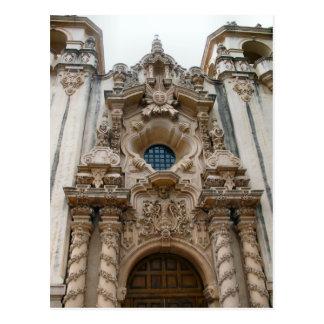 サンディエゴの歴史的な教会 ポストカード