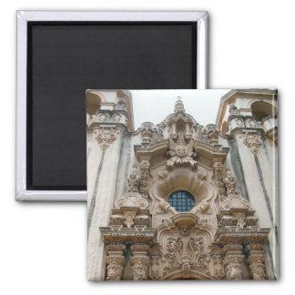サンディエゴの歴史的な教会 マグネット