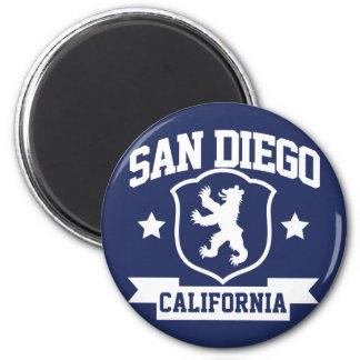 サンディエゴの紋章学 マグネット