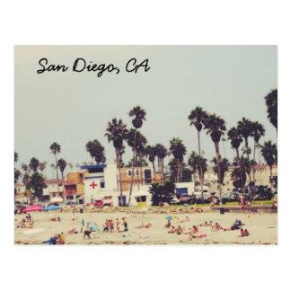 サンディエゴの郵便はがき ポストカード
