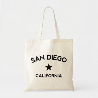 サンディエゴカリフォルニア トートバッグ