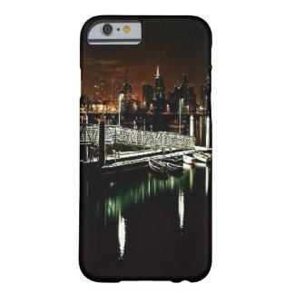 サンディエゴ夜スカイライン BARELY THERE iPhone 6 ケース