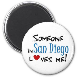 サンディエゴ愛 マグネット