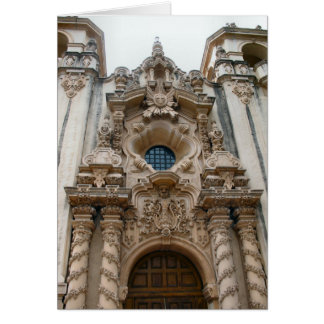 サンディエゴ歴史的な教会 カード