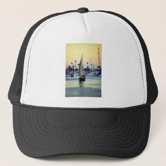 サンディエゴ港のマリーナ キャップ