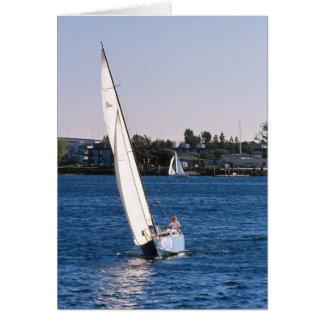 サンディエゴ港の航海 カード