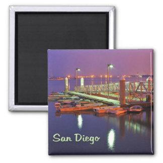 サンディエゴ湾桟橋 マグネット
