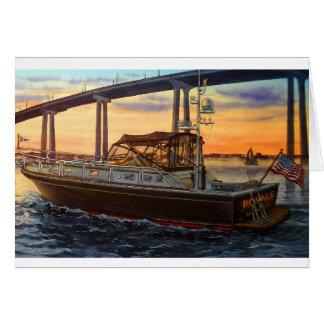 サンディエゴ湾(無条件降伏) カード