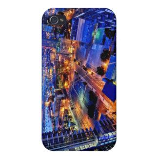 サンディエゴ都市Scape iPhone 4/4S ケース