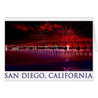 サンディエゴ、カリフォルニア カード