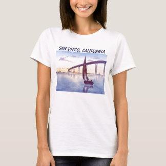 サンディエゴ、カリフォルニア Tシャツ