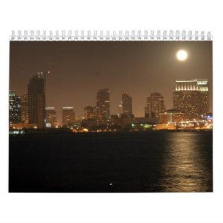 サンディエゴ カレンダー