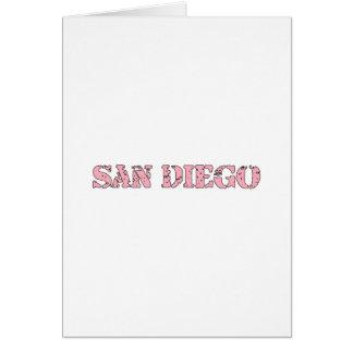 サンディエゴ カード