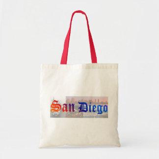 サンディエゴ トートバッグ