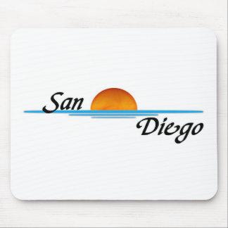 サンディエゴ マウスパッド