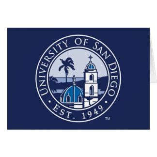 サンディエゴ|米国東部標準時刻の大学。 1949年 カード