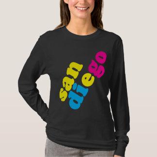 サンディエゴCMYK Tシャツ