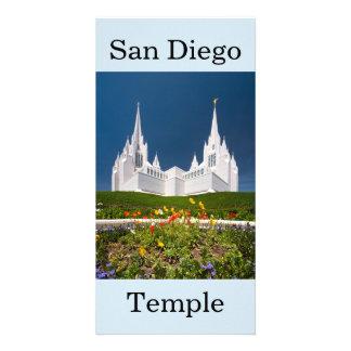 サンディエゴLDSの寺院 カード