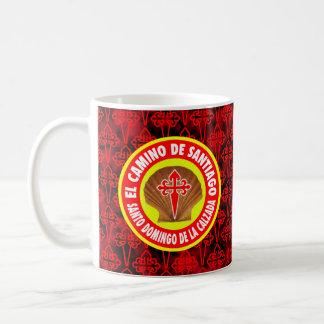 サント・ドミンゴdeのla Calzada コーヒーマグカップ