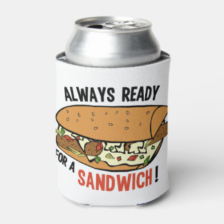 サンドイッチ名前をカスタムするはクーラーできます 缶クーラー