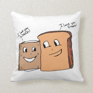 サンドイッチ愛枕 クッション