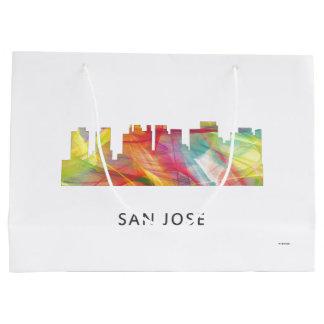 サンノゼのスカイラインWB1 - ラージペーパーバッグ