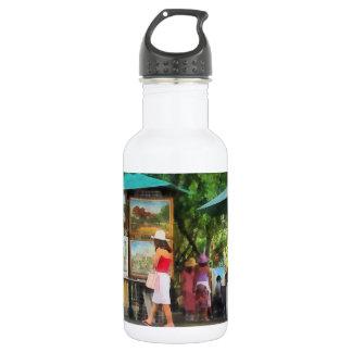 サンファンの美術展 ウォーターボトル