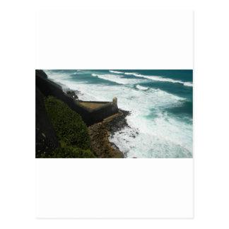 サンファンビーチ ポストカード