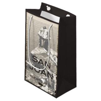 サンファンプエルトリコ スモールペーパーバッグ