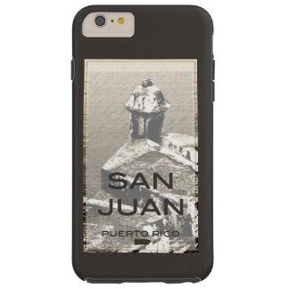 サンファンプエルトリコ TOUGH iPhone 6 PLUS ケース