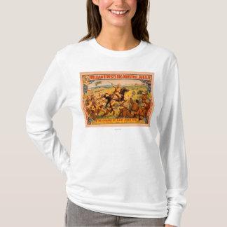 サンファン丘の大きい吟遊詩人の記念祭充満 Tシャツ