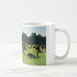 サンファン丘の荒いライダーの充満 コーヒーマグカップ