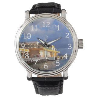 サンファン古いプエルトリコ腕時計 リストウオッチ