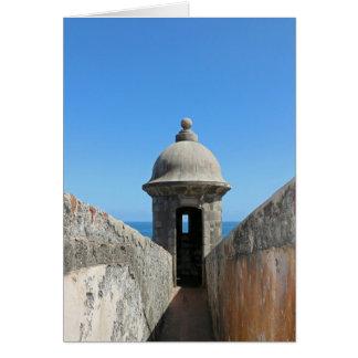 サンファン城砦 カード