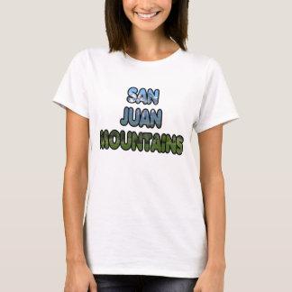 サンファン山 Tシャツ