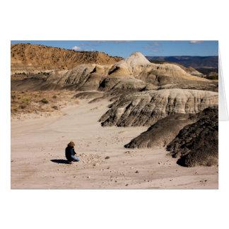 サンファン荒地、ニューメキシコ カード