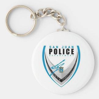 サンファン警察 キーホルダー