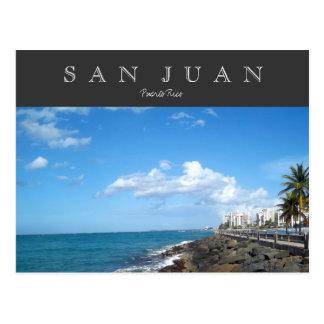 サンファン、プエルトリコ ポストカード